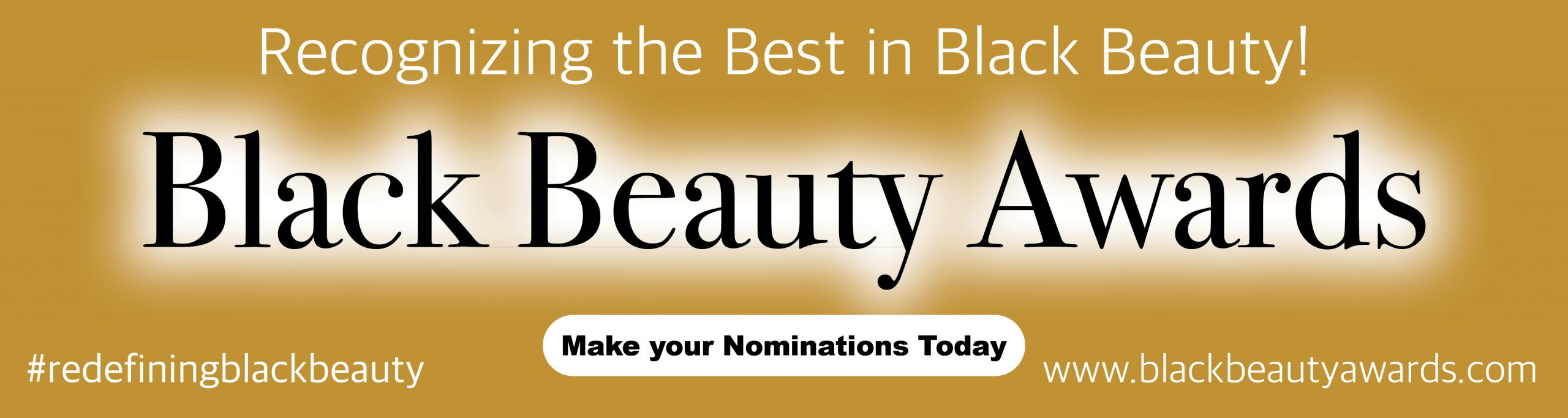 Black Beauty Awards